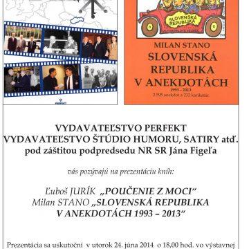 Slovenská republika v anekdotách