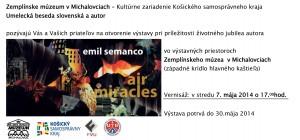 Zemplínske múzeum v Michalovciach, autor, Umelecká beseda sloven