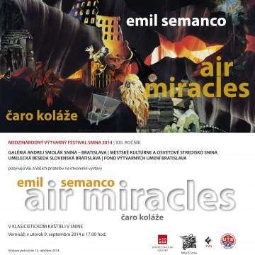 AIR MIRACLES ČARO KOLÁŽE
