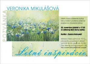 vystava_veronikamikulasova_ilava2013