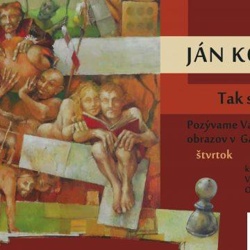 JÁN KOVÁLIK