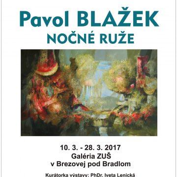 PAVOL BLAŽEK