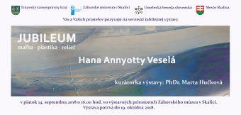 HANA ANNYOTTY VESELÁ