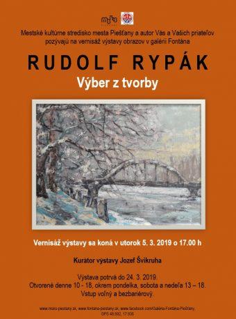 RUDOLF RYPÁK